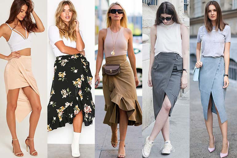 Top 10 Wrap Skirts - TGLB