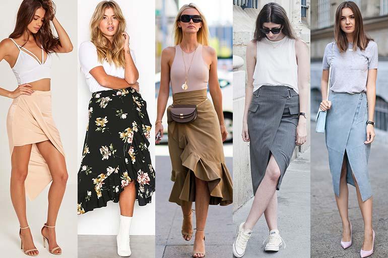Top 10 Wrap Skirts - TGLB