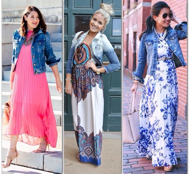 Steal the Show With These Unique Maxi Dresses With Co-ordinated Jackets