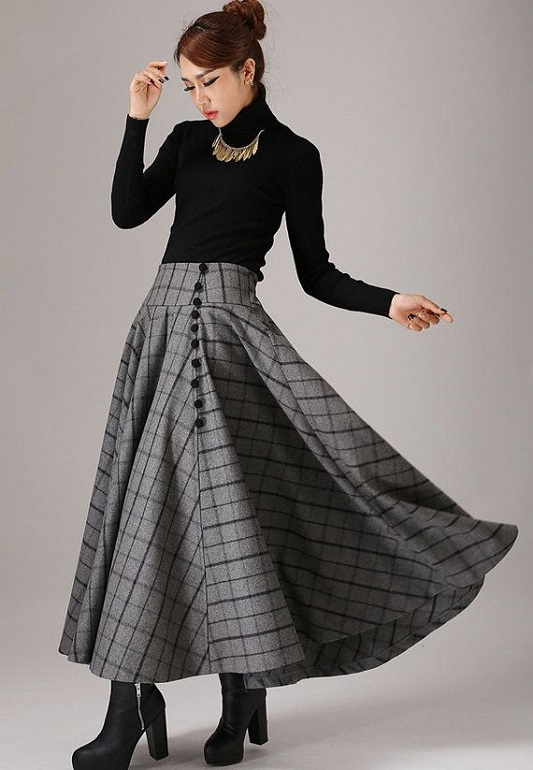 Midi Skirts To Wear Anywhere, Anytime!