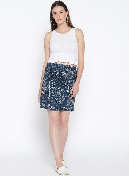 Indo Wrap Skirt