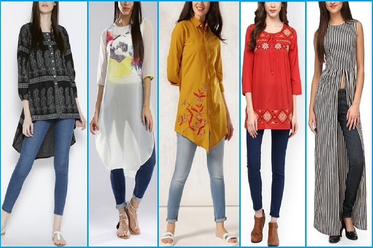 9 Ways You Can Style Your Kurta with Jeans