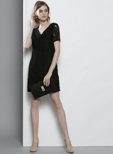 Lace Formal LBD