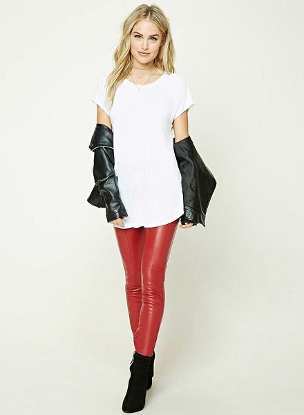 Long White Tshirt