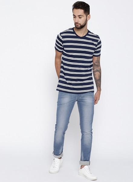 Numero Uno Slim Fit Jeans