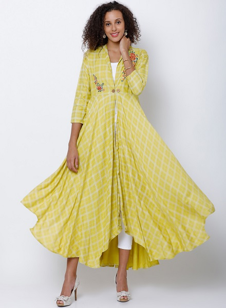 25 Latest Kurti Neck Design Collection 2019