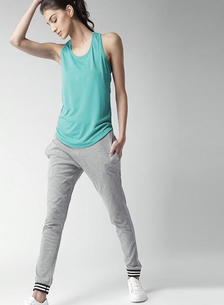 Cozy Tank Top with Joggers