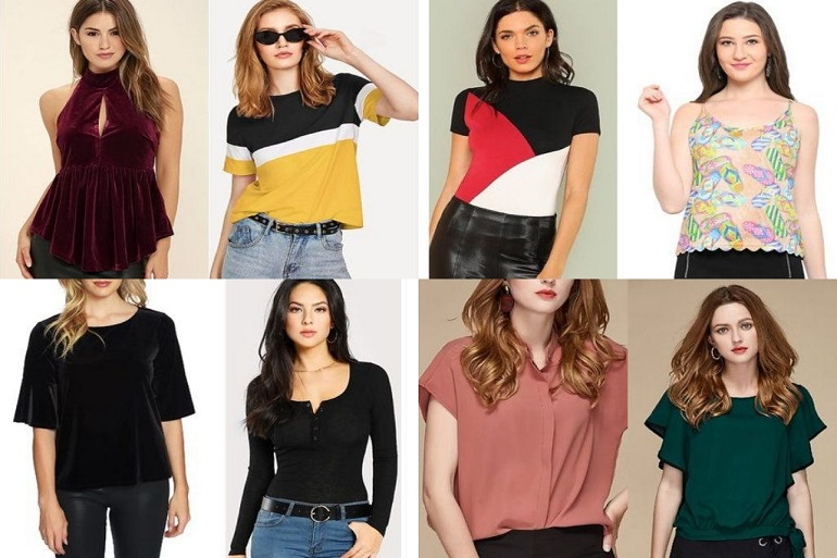 Shopclues 10 Latest Tops For Women- Price & Styling Tips