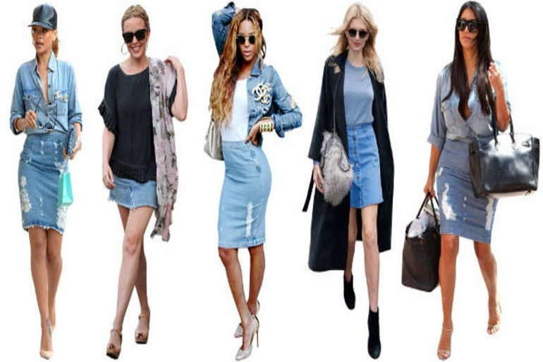 10 Denim Skirts You Need To Buy Right Now