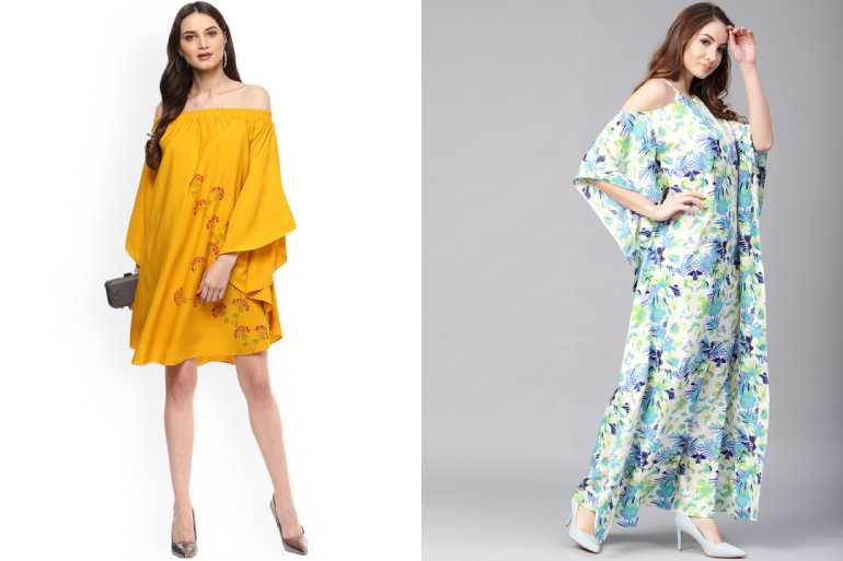 7 Styles Of Kaftan Dresses To Flaunt This Summer