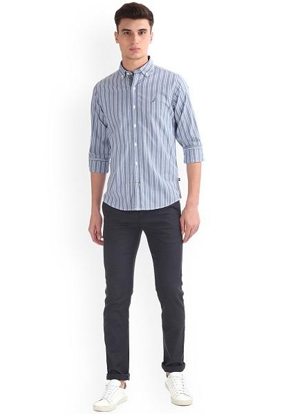 Pinstripe Shirts