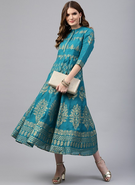 Ethnic Dress For Pre-Wedding Party