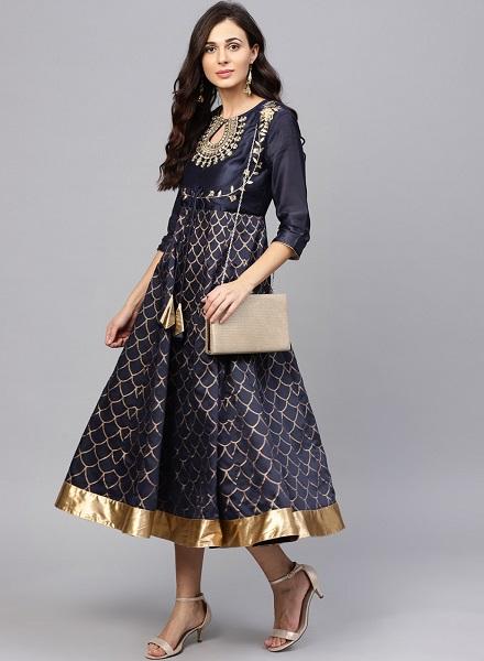 Ethnic Dress for Mehendi