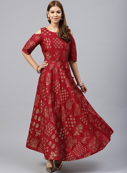 Ethnic Dress for Wedding Party
