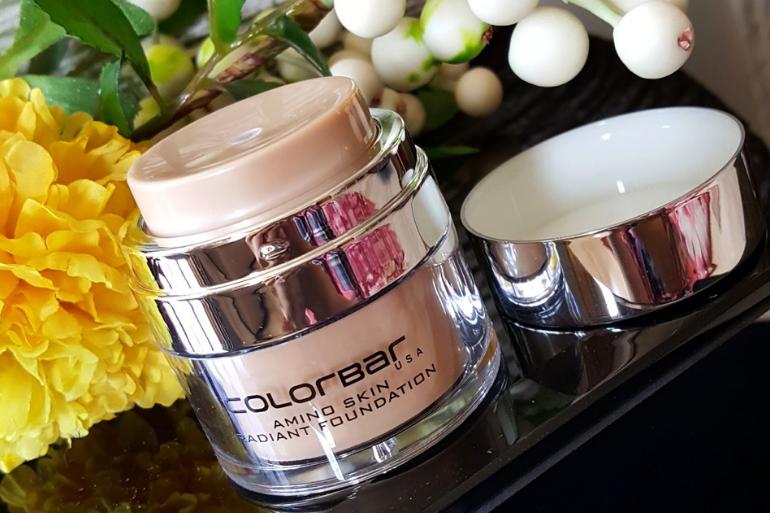 Colorbar Amino Skin Radiant Foundation - TGLB