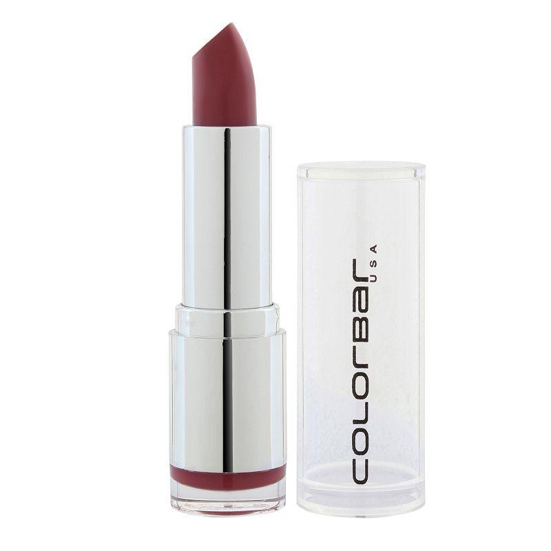 Colorbar Velvet Matte Lipstick- Demure