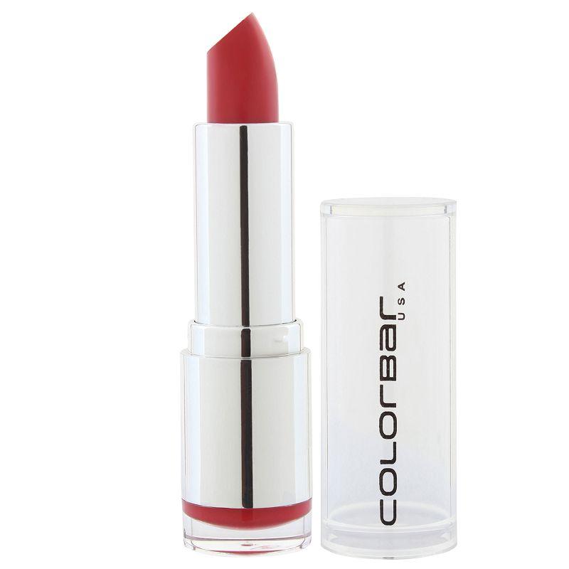 Colorbar Velvet Matte Lipstick- Peach Crush