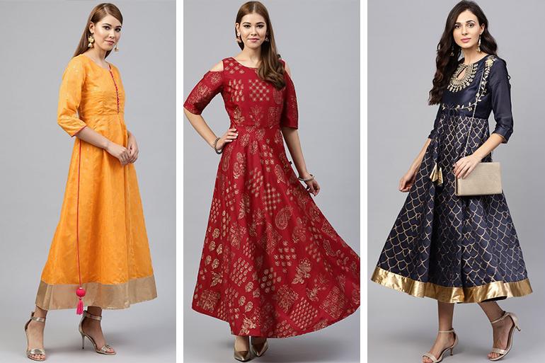 Top Designer Ethnic Wedding Dresses For Indian Women