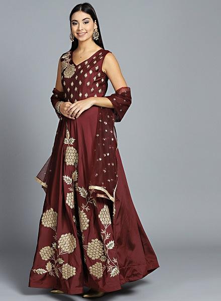Ethnic Gown Dresses