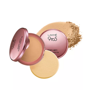 Lakme 9 To 5 Primer and Matte Powder Foundation Compact