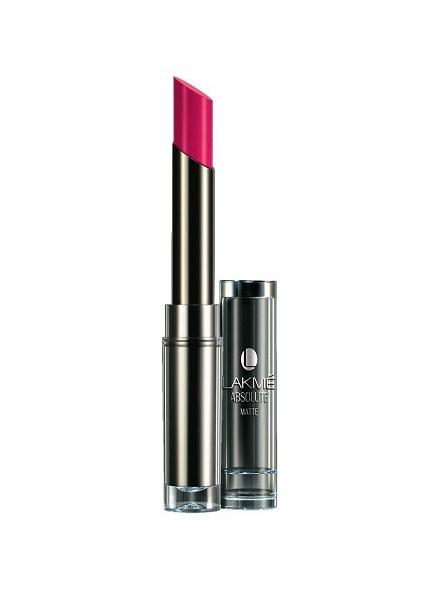 Lakme Absolute Sculpt Matte Lipstick- Pink Me Up
