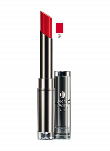 Lakme Enrich Matte Lipstick- Red Envy