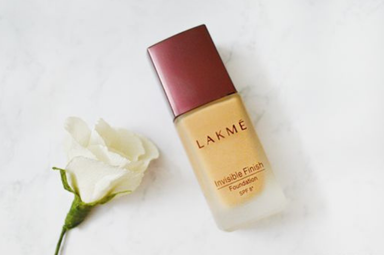 Lakme Invisible Finish Foundation - Review