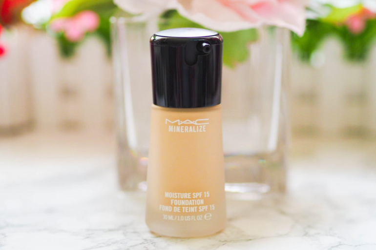 M.A.C Mineralize Foundation - Review