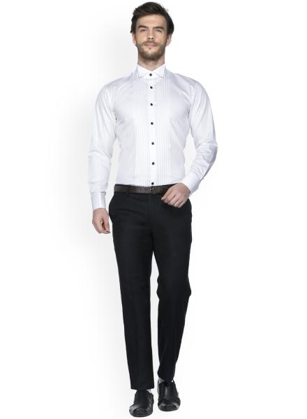The Evergreen White Shirt