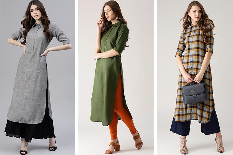 5 Best Pathani Kurtas for Women to Wear This Festive Season
