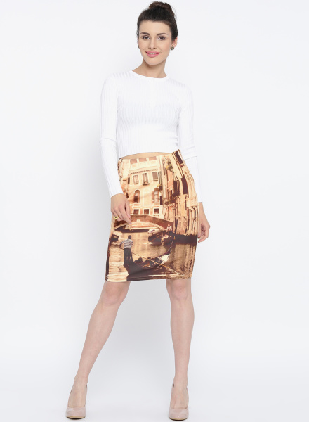 Pencil Skirt - Different Types of Skirts
