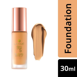 Lakme 9 to 5 Flawless Matte Complexion Foundation Review - TGLB