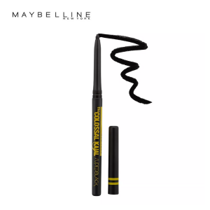 Maybelline Super Black Kajal shade pic