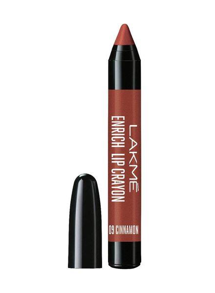 Lakme Enrich Lip Crayon – Cinnamon Brown