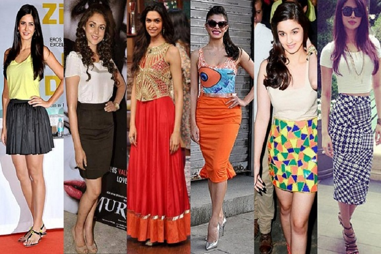 10 Gorgeous Skirt Patterns That You Must Have In Your Wardrobe!