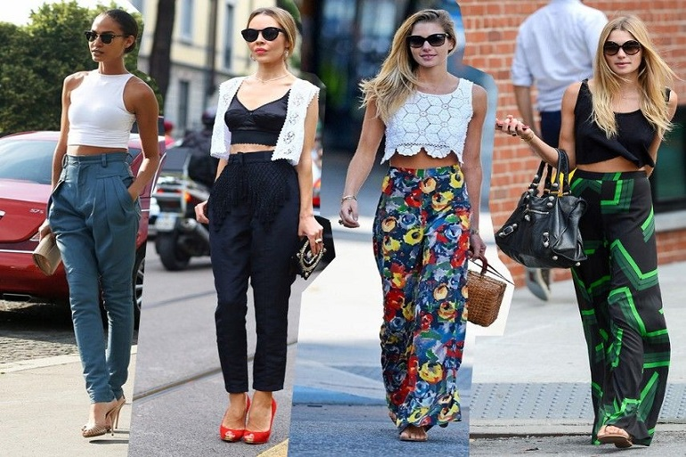 10 Crop Tops That Must Be A Part of Your Wardrobe