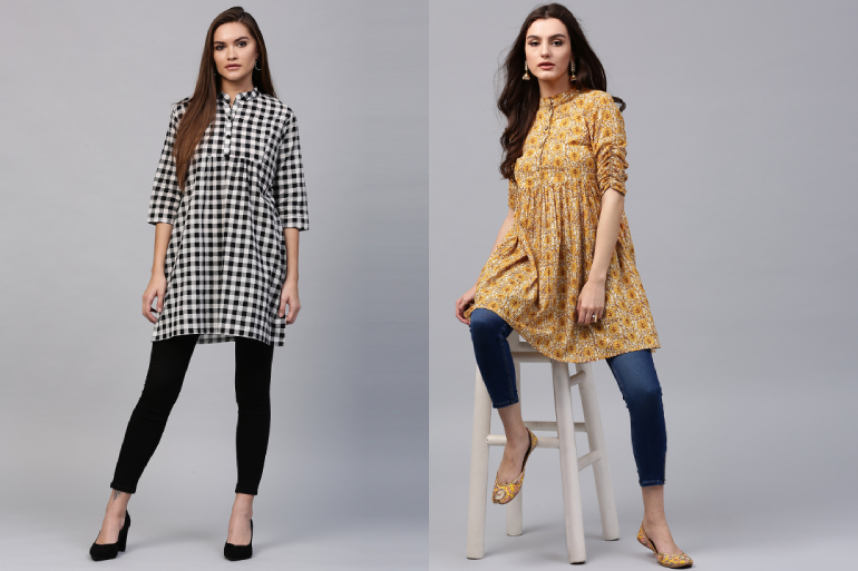 Style Hacks: Tunic Tops To The Rescue!