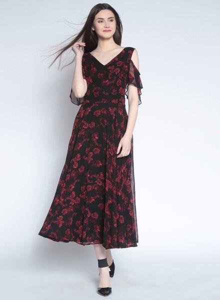 Flared Cocktail Dresses