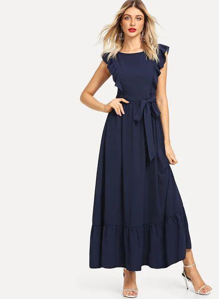 Frilled Cocktail Dresses
