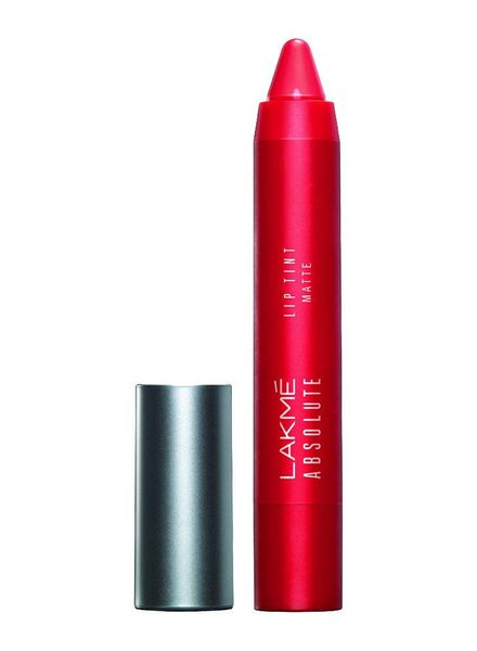Lakme Absolute Lip Tint - Raving Red