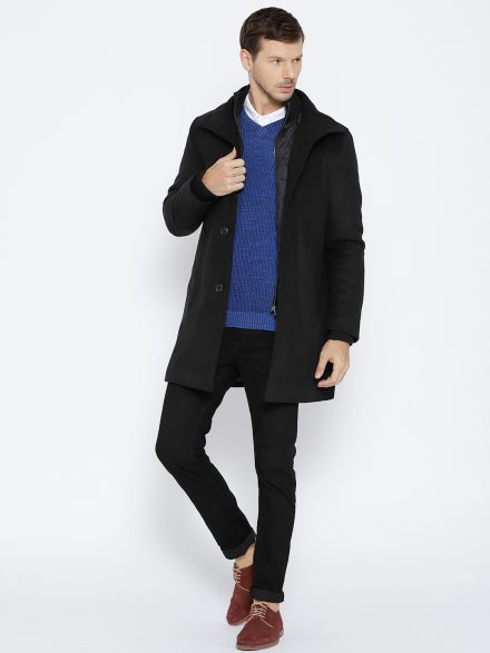 Full Length Solid Coat