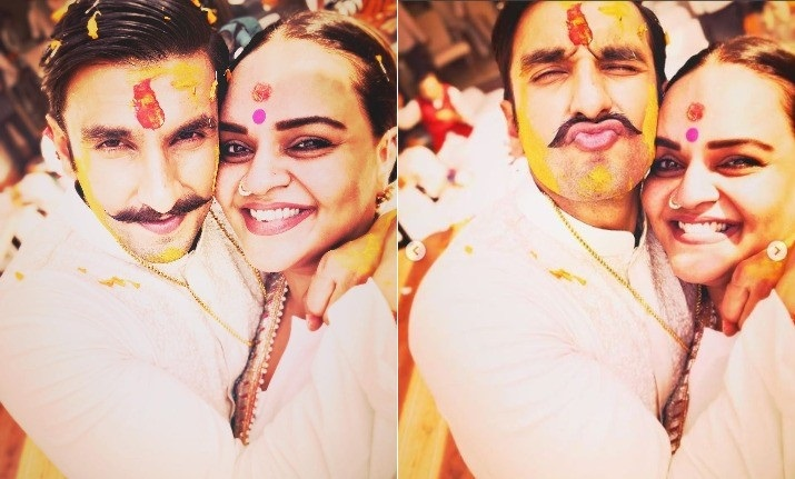 Deepika Padukone And Ranveer Singh Wedding- Haldi Ceremony