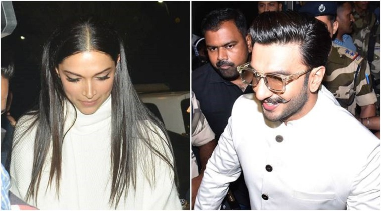 Deepika Padukone And Ranveer Singh Wedding- Heading To Italy