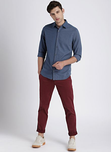 Oxford Shirt with Jeans