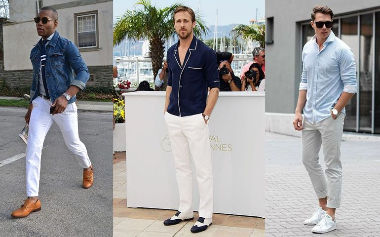How to Style Men's Shirts with Jeans