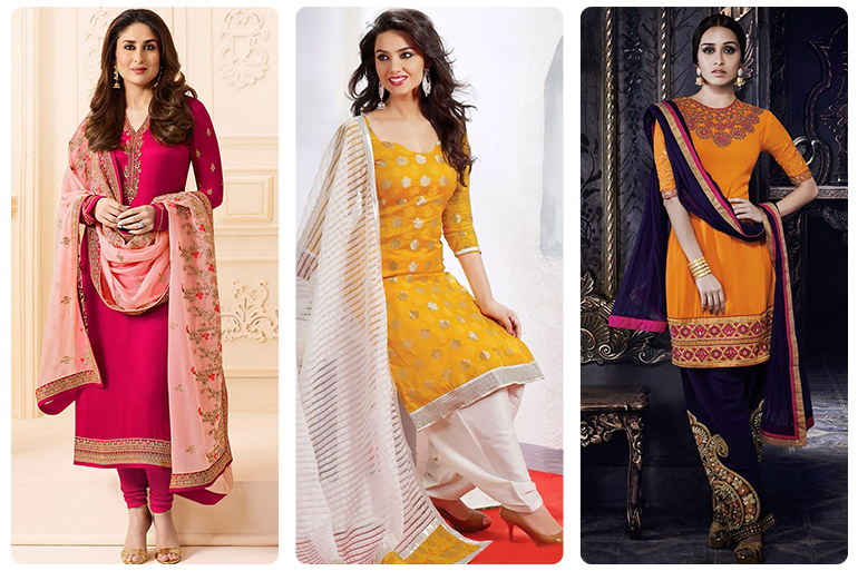 5 Different Types of Dupatta And How To Style Them!