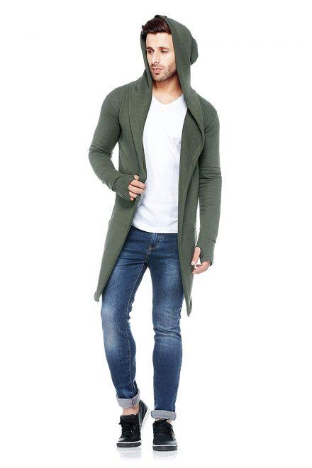 Full Length Cardigan Coat
