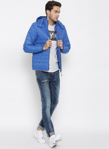 Wildcraft Quilted Jacket
