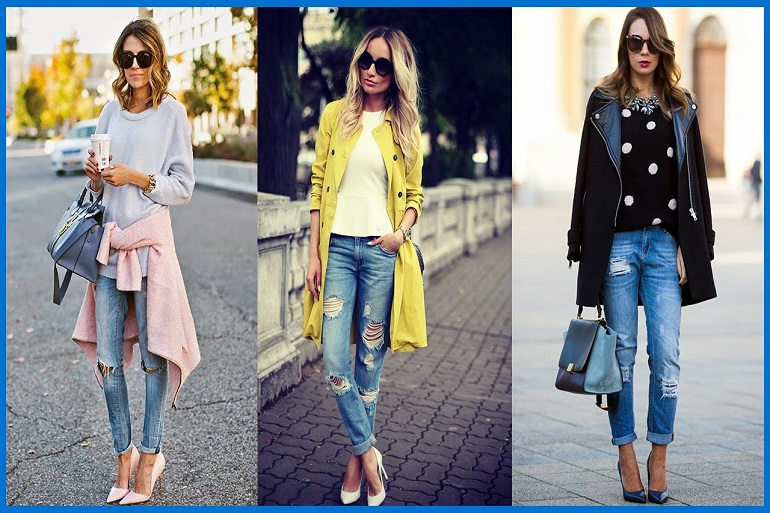 How To Wear Ripped Jeans To Look Your Stylish Best