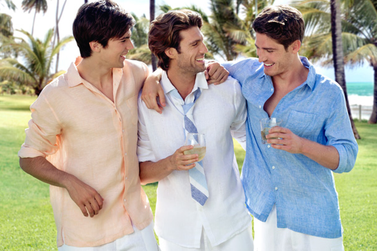 How To Style Men's Top 10 Linen Shirts